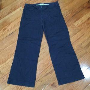 American Eagle wide leg pants.